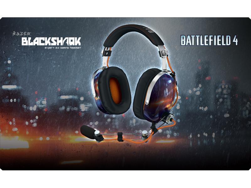 Razer bietet die perfekte Ausrüstung für Battlefield 4 - GamesUnit.de 924ba8efa3