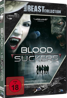 Review (DVD): Bloodsuckers (Bad Beast Collection)