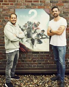 Moritz Bleibtreu und Christoph Metzelder - Ein legendäres Team spielt Destiny 2
