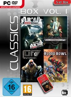 Classics Box: Volume 1 erscheint Ende August für PC