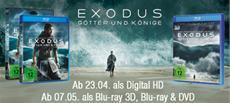 """""""Exodus - Götter und Könige"""": die epische Historienverfilmung von Weltenbauer Ridley Scot"""
