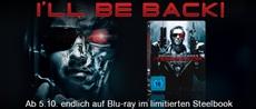 'I'll be back': Schwarzenegger in High Definition