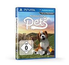 PlayStation<sup>&reg;</sup>Vita Pets bringt den besten Freund des Menschen f&uuml;r unterwegs