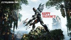 Crysis 3 - Prophet wünscht allen einen schönen Valentinstag