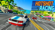 60FPS Arcade Driving Perfection - Hotshot Racing Out Now for PC, Nintendo Switch, Xbox One and PlayStation 4