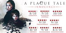 A Plague Tale: Innocence now available on Xbox Series X|S and PlayStation 5 up to 4K UHD, and as a Cloud Version on Nintendo Switch!