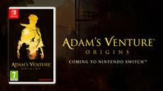 Adam's Venture: Origins gibt es jetzt auf der Nintendo Switch