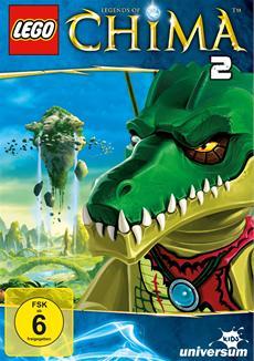 Am 6. Dezember geht es weiter - mit den fantastischen Abenteuern von LEGO<sup>&reg;</sup> LEGENDS OF CHIMA!