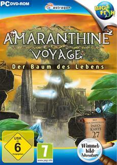Amaranthine Voyage – Der Baum des Lebens - Mit astragon ein uraltes Geheimnis entdecken