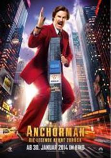 "Anchorman - Die Legende kehrt zurück: Welcome to the world of the ""It-Gang""!"
