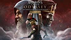 Assassin's Creed Odyssey das Vermächtnis der ersten Klinge Episode 1 ab sofort erhältlich