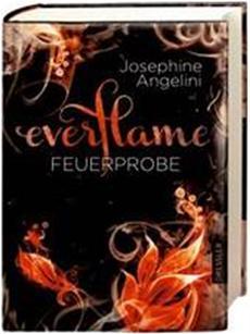"""Auftakt zu neuer Trilogie der """"Göttlich""""-Autorin: """"Everflame"""" von Josephine Angelini"""