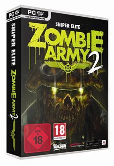 Avanquest bringt Sniper Elite Zombie Army 2 mit X-Ray-Kill-Cam in den Handel