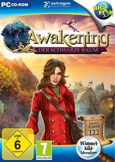 Awakening: Der schwarze Baum - Eine magische Reise ins Land der Minotauren