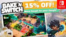 Bake 'n Switch Nintendo Switch Sale is Sizzlin' Hot!