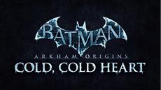 "Batman: Arkham Origins - ""Cold, Cold Heart"" Story-Addon ab sofort erhältlich"