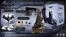 Batman: Arkham Origins - Details zur europäischen Collector's Edition