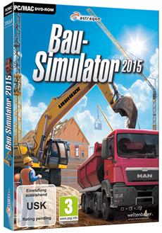 Bau-Simulator 2015: Teaser gibt erste Einblicke in die kommende Bau-Simulation für PC und MAC OS
