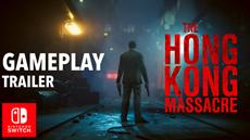 Be like John Woo While on the Loo | The Hong Kong Massacre Gets a Nintendo Switch Gameplay + Release Date Trailer
