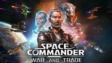 Become a space pilot in Space Commander: War and Trade - coming to Switch on May 13th
