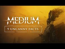 Bloober Team Share New Video with Nine Uncanny Facts About The Medium for Xbox Series Consoles and PC
