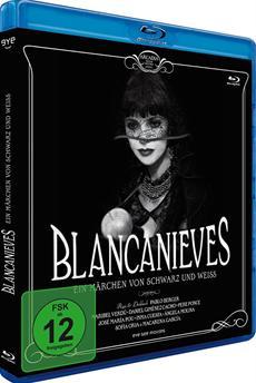 BD/DVD-VÖ | Blancanieves - Ein Märchen von Schwarz und Weiß