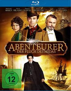 BD/DVD-VÖ | DER ABENTEURER - DER FLUCH DES MIDAS