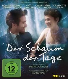 Exklusiv im Heimkino: Michel Gondrys Bestsellerverfilmung DER SCHAUM DER TAGE ab 13. Februar inklusive Langfassung erhältlich