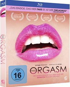 DVD-VÖ   FAKE ORGASM ab 07.02. auf DVD und Blu-ray!