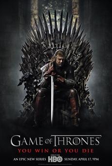 GAME OF THRONES - STAFFEL 1 ab 30. März 2012 auf Blu-ray und DVD erhältlich!