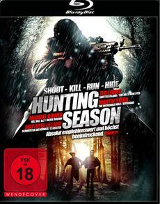 BD/DVD-VÖ Hunting Season