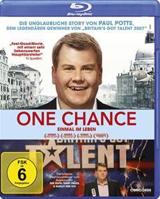 BD/DVD-VÖ | ONE CHANCE - EINMAL IM LEBEN