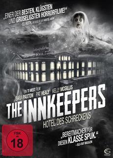 Der Geister-Schocker THE INNKEEPERS von Ti West auf DVD, BLU-RAY und 3D BLU-RAY