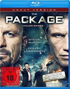 """Ab 11.11.2013 als Blu-Ray, 3D-Blu-Ray und DVD von KSM: """"The Package - Killer Games"""""""