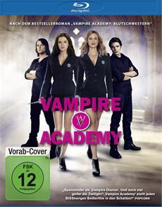 BD/DVD-VÖ | Vorsicht bissig! VAMPIRE ACADEMY ab 25. Juli 2014 als DVD, BD und VoD erhältlich!