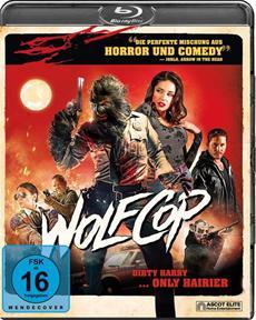 DVD/BD-VÖ | WOLFCOP ab 18.11. auf DVD und Blu-ray