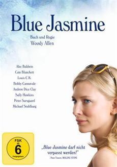 BLUE JASMINE ab 14. März 2014 auf Blu-ray und DVD - bereits ab 7. März DIGITAL erhältlich