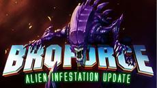 Broforce mit großem 'Alien Infestation'-Update