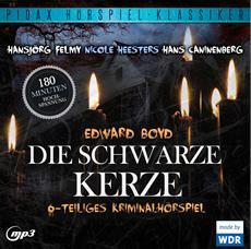CD-VÖ | Die schwarze Kerze