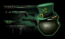 Combat Arms feiert St. Patrick's Day
