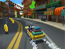 Crazy Taxi: City Rush (iOS) ab sofort erhältlich - Android-Version in Kürze