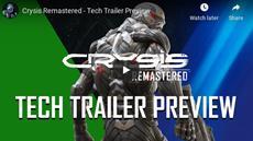 Crytek verkündet offizielles Releasedatum für Crysis Remastered