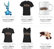 Daedalic startet eigenen Merchandise-Shop und feiert die Eröffnung mit Rabattaktionen!