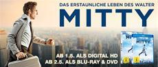 Das erstaunliche Leben des Walter Mitty ab Mai im Heimkino