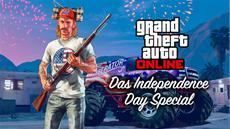 Das Independence Day Special für GTA Online - ab heute erhältlich