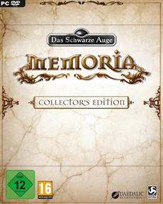 Das Schwarze Auge - Memoria auch als Collector's Edition erhältlich