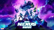 Der Nexus War beginnt in Fortnite Kapitel 2 - Saison 4
