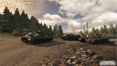 Der Team-Modus (PvE) von Armored Warfare