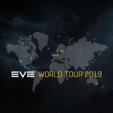 Die EVE World Tour landet 2019 auf der Erde