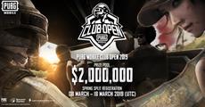 Die PUBG Mobile Club Open 2019 beginnen diesen März mit einem Preisgeld von 2 Millionen US Dollar
